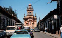 Templo del Santuario, Pátzcuaro, Mexiko