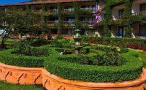 Hotel Atitlán - Garten