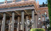 Teatro Juárez, Guanajuato, Mexiko