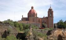 Iglesia de San Cayetano, Guanajuato, Mexiko