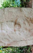 Stele des Königs, Parque Museo La Venta