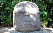 überdimensionaler Kopf, Parque Museo La Venta