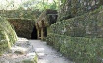 Das Labyrinth, Yaxchilán