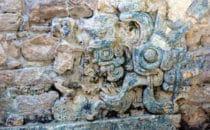 Detail, Yaxchilán
