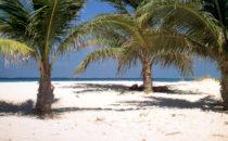 Playa Norte - Isla Mujeres, Mexiko