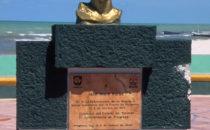 Denkmal für José Martí, kubanischer Dichter und Nationalhel, Mexikod