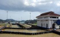 Miraflores Schleusen, Panamakanal