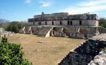 El Palacio in Kabah