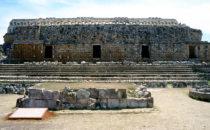 Labná - El Palacio