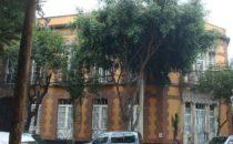 El Patio 77 facade, Mexico City