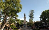 Plaza de La Corregidora, Querétaro, Mexiko