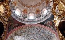 Santa Rosa de Viterbo Kuppel, Querétaro, Mexiko