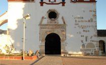 Teotitlan del Valle Kirche