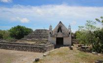 Mayastätte Xcambó ©Marko Leib
