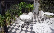 patio, Petit Palais, Buenos Aires