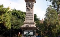 La Corregidora Denkmal, Querétaro, Mexiko