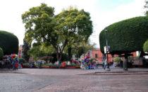 Plaza de Armas, Querétaro, Mexiko