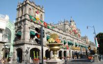 Palacio Municipal, Puebla, Mexiko