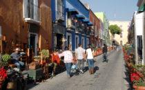 Callejón de los Sapos, Puebla, Mexiko
