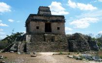 Dzibilchaltún -Tempel der Puppen