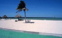 Progreso, Strand an der Golfküste, Mexiko