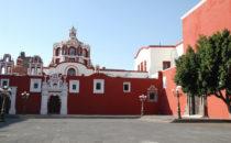 Capilla del Rosario, Puebla, Mexiko