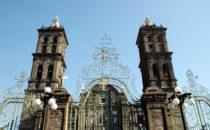Kathedrale, Puebla, Mexiko