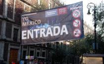beim Jubiläum gelten klare Regeln, Mexico City