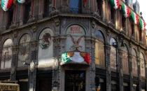 im historischen Zentrum, Mexico City