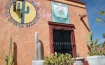 Restaurant in Cadereyta de Montes, Sierra Gorda, Mexiko