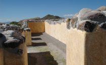 Ruinen von Yagul bei Oaxaca, Mexiko