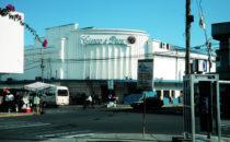 das alte Kino in David, Panama
