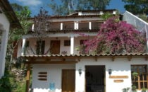 Hotel Guancascos, Gracias, Honduras