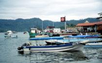 Hafen von Livingston, Guatemala