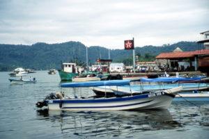 Livingston-Hafen-selbst