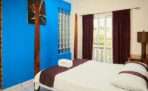 Zimmer, Hotel de la Fuente, Belize