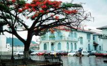 Plaza de Francia - Casco Viejo, 2003, Panama
