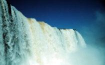 Iguaçu-Wasserfälle, Foz do Iguaçu, Brasilien