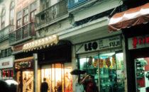 Rua Gonçalves Dias im Zentrum von Rio de Janeiro, Brasilien