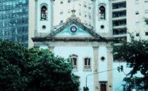 Igreja de Santa Luzia, Rio de Janeiro, Brasilien