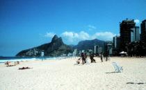 Ipanema, Rio de Janeiro, Brasilien