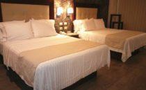 Hotel Portobelo Zimmer, Guadalajara, Mexiko