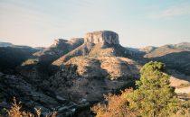 Landschaft bei Creel