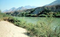 Namibia, Fluss