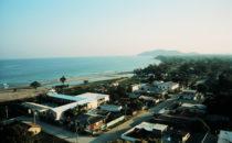 Tela - Panorama nach Osten, Honduras