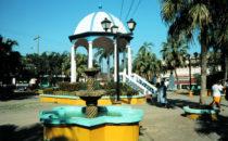 Tela - im Zentrum, Honduras