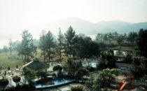 Rio Chagres vom Gamboa Resort, Panama