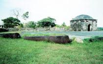 Fuerte San Lorenzo bei Panama City, Panama