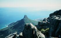 Kapstadt - Blick zum Lion's Head, Südafrika
