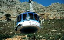 Kapstadt - Tafelberg-Seilbahn, Südafrika